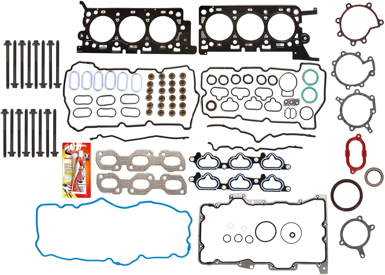 Head Gasket Set Fit 03-08 Mazda 6 V6 3.0 DOHC 24V MZI