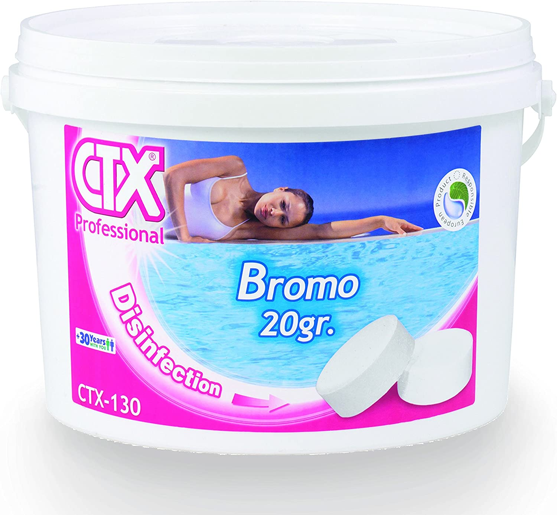 Bromo en tabletas de 20gr CTX-130