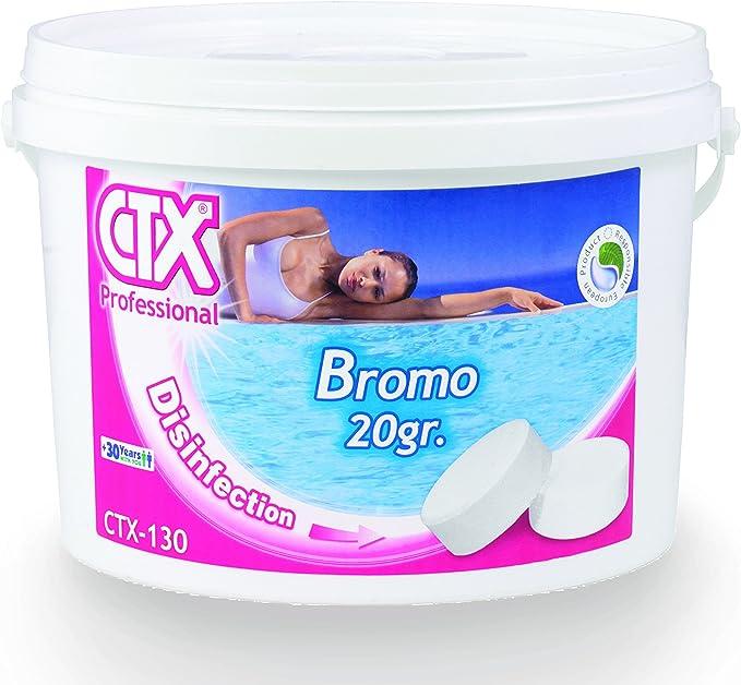 Bromo en tabletas de 20gr CTX-130 (5 kg)