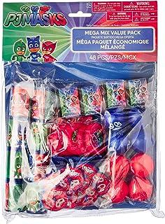 PJ Masks Favor Pack 48pc