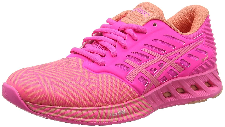 ASICS fuzex t689n Donna Scarpe Da Ginnastica Scarpe Da Corsa Sneaker Running Rosa 395