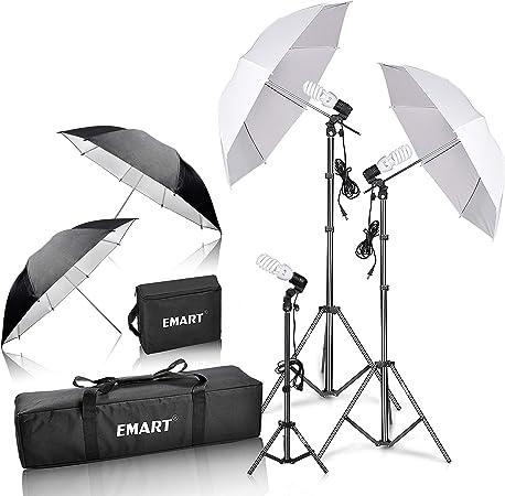 Emart 600W Photography Studio Day Light Umbrella