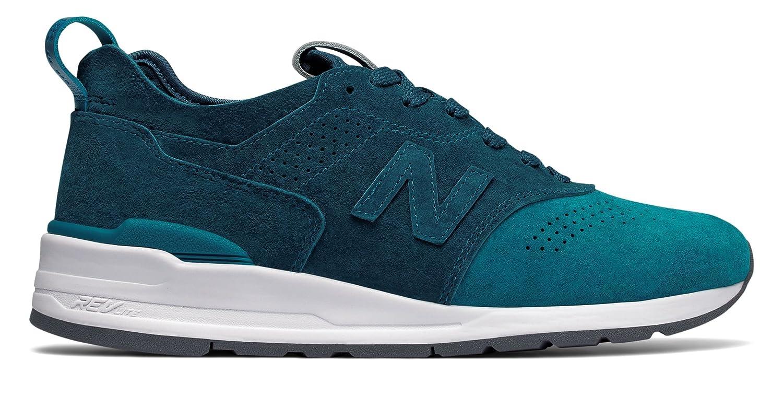 (ニューバランス) New Balance 靴シューズ メンズライフスタイル 997 Made in US Color Spectrum Lake Blue レイク ブルー US 8.5 (26.5cm) B07C1GZ1M4