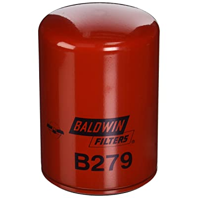 Baldwin B279 Lube Spin-On Filter: Automotive