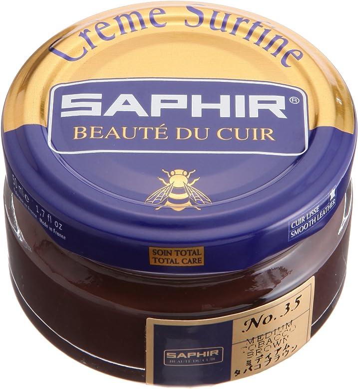 Saphir Creme Surfine Pommadier Shoe Polish 50ml