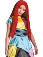 Disguise Girls Sally Wig