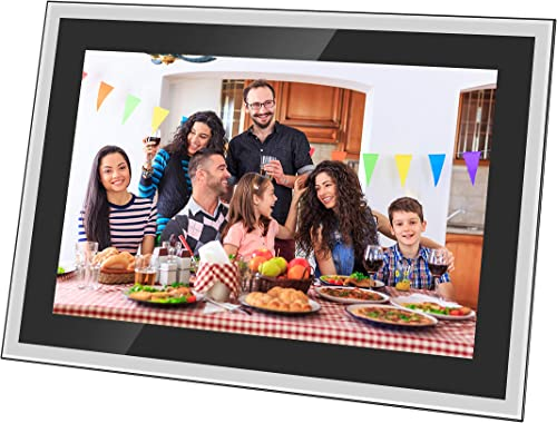 Feelcare Digital WiFi Picture Frame 10 inch
