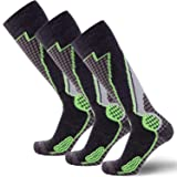 High Performance Wool Ski Socks - Outdoor Wool
