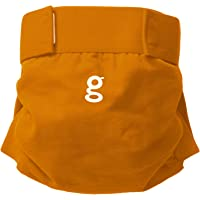 gNappies - Pañales absorbentes reutilizables, color Naranja (Great