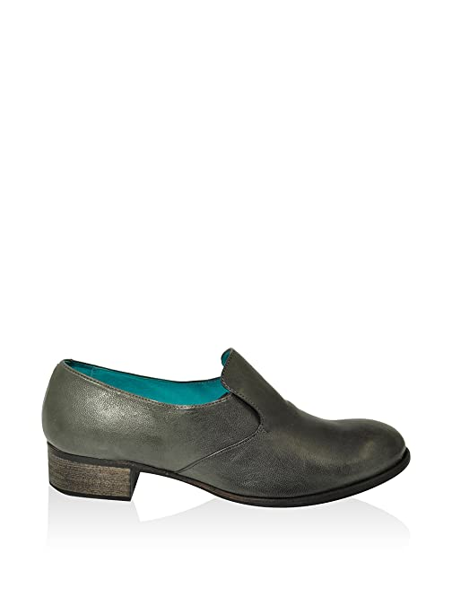VIALIS Zapatos 5750 Frida Oil Top Gris EU 40: Amazon.es: Zapatos y complementos