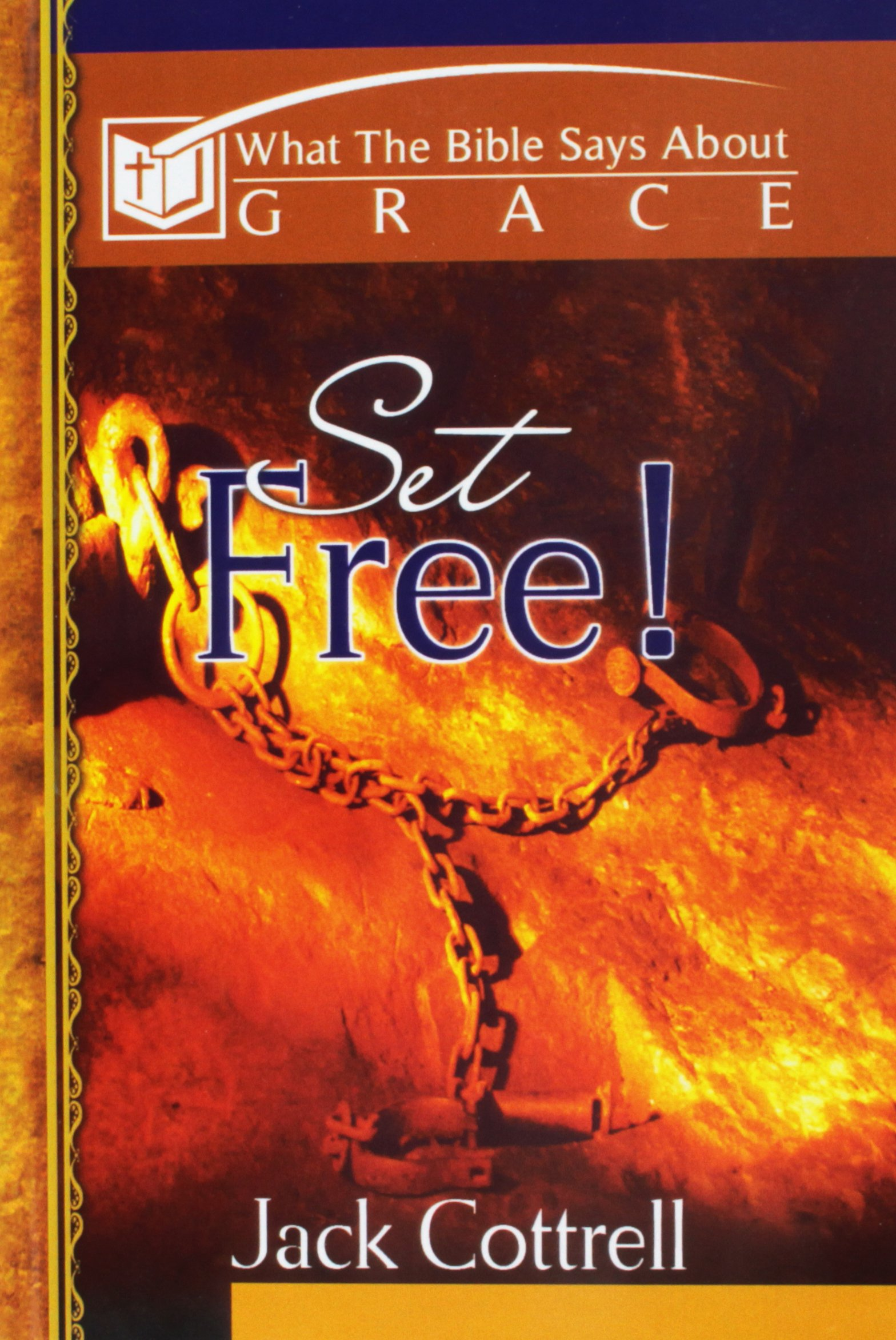 Set Free! What the Bible Says About Grace PDF