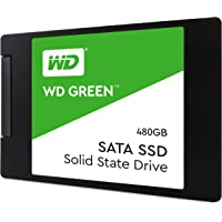 HD SSD 480GB Sata3 Western Digital 2, 5 - WDS480G2G0A