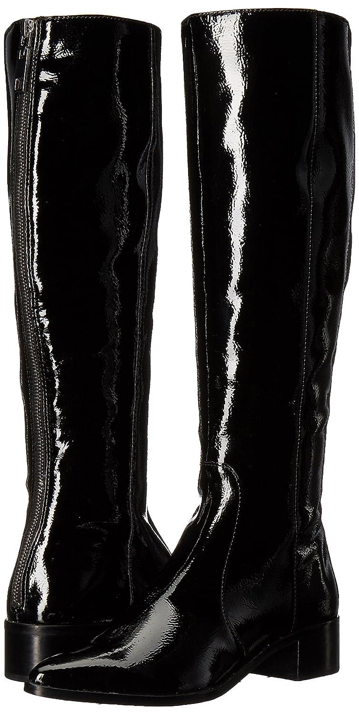 Dolce Vita Women's Morey Fashion Boot B07211FZSX 8.5 B(M) US Onyx Patent Stella