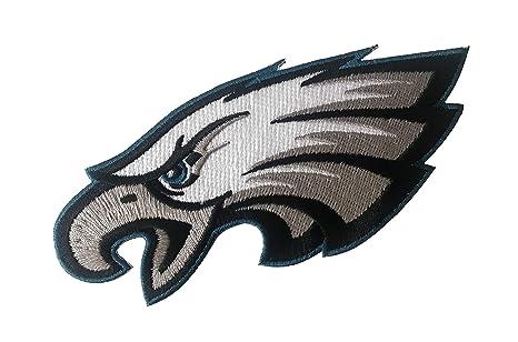 Amazoncom Philadelphia Eagles Logo Iron On Patch Arts Crafts