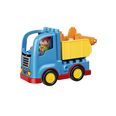 Multi Vehicles Set for Exploring Transportation by LEGO Education DUPLO: Toys & Games