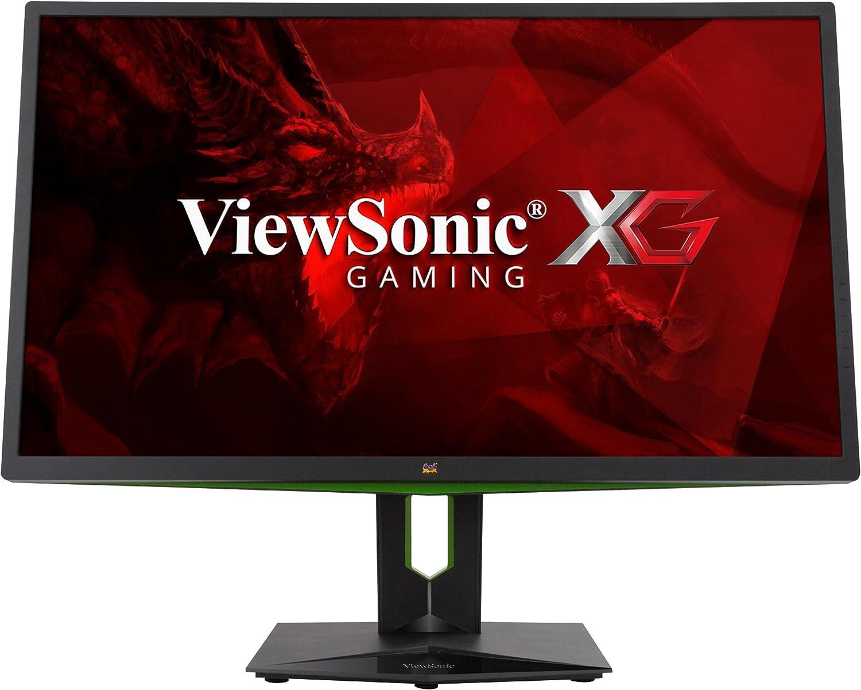 Viewsonic Xg2703 Gs 68 6 Cm Gaming Monitor Schwarz Computer Zubehör