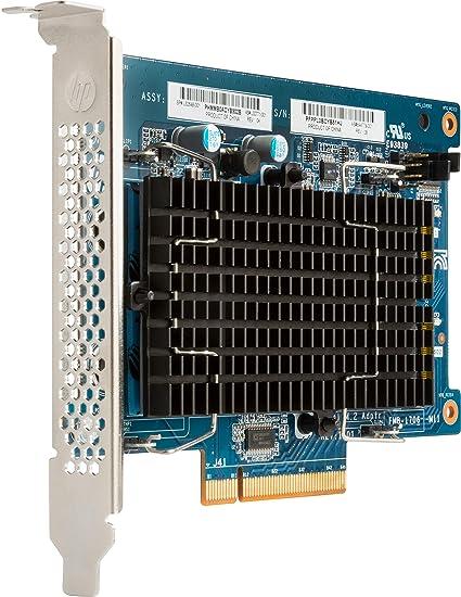 HP Z Turbo Drive Dual Pro 2TB SSD Unidad de Estado sólido - Disco ...