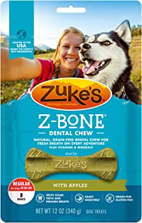 product image for Zuke's Z-Bone Grain Free Dental Chew Dog Treat