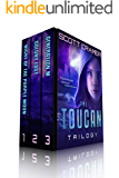 The Toucan Trilogy (Three dystopian novels: Night of the  Purple Moon, Colony East, and Generation M)