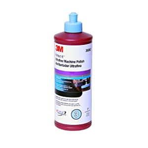 3M 39062 Perfect-It Ultrafine Machine Polish - 16 oz.