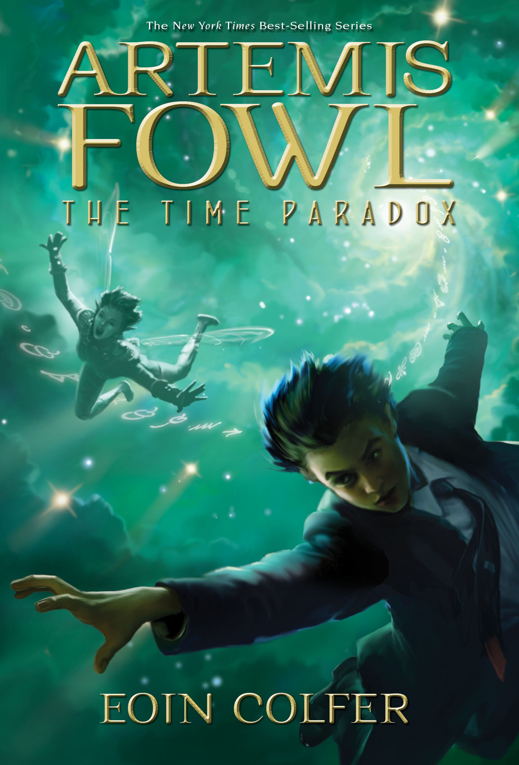 The Time Paradox (artemis Fowl, Book 6): Eoin Colfer: 9781423108375:  Amazon: Books