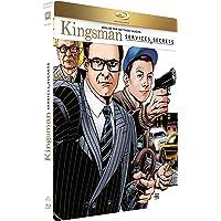 Kingsman : Services Secrets boîtier SteelBook]