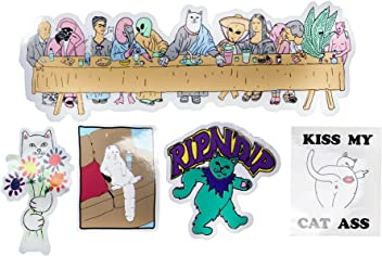 RipNDip Spring 2018 Sticker Pack