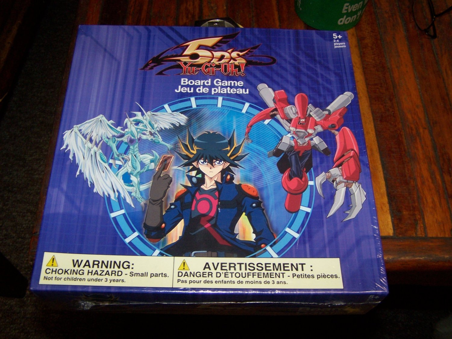 amazon com yu gi oh 5d u0027s board game toys u0026 games