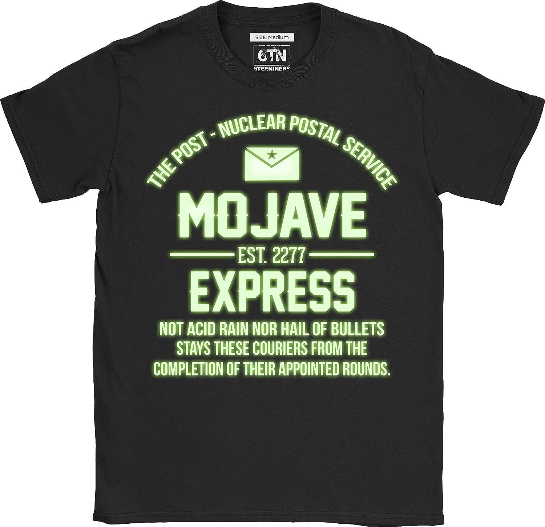 6TN Uomo Mojave Express Fosforescente T Shirt