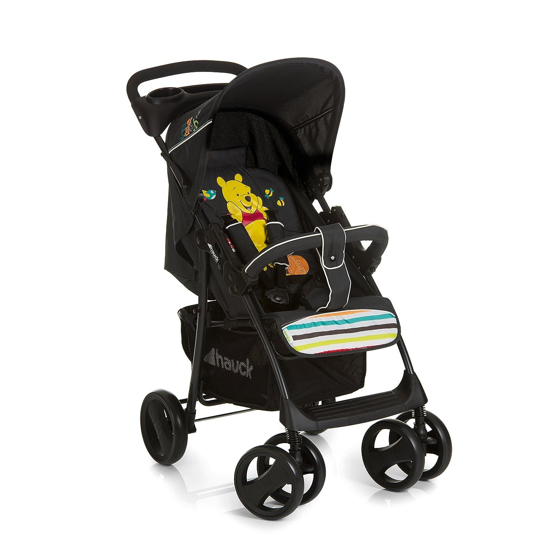 Hauck carro Shopper SLX trioset Disney, coche de bebes 3 piezas de capazo, sillita y grupo 0+, botellero, facil y comodo plegado, para recien nacidos hasta ...