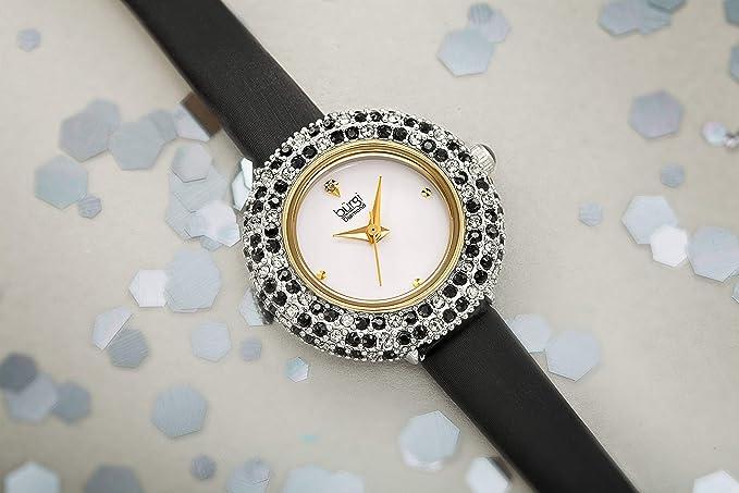 Swarovski Colored Crystal Watch for Women