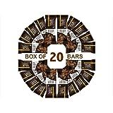 Hungry Foal Choco Energy Bites - (Box of 20 Bars)