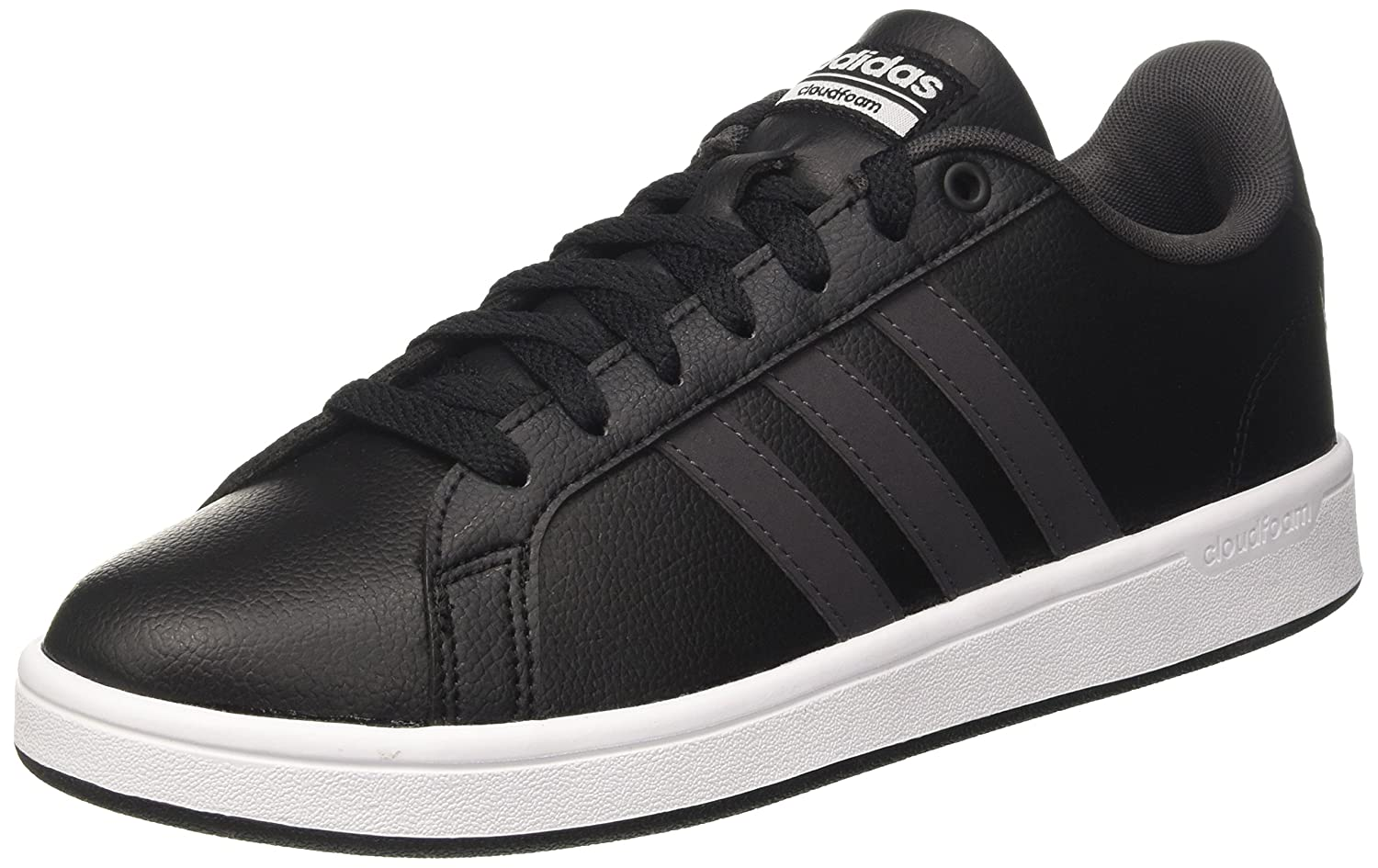 check out ece7e 7abe3 ... coupon for adidas cloudfoam advantage herren sneakers 41 1 3  eumehrfarbig core black f2422 1e014