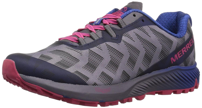 Merrell Women's Agility Synthesis Flex Sneaker B078NKK9MS 6.5 B(M) US|Shark