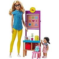 Barbie Fjb29 - Barbie Ve Meslekleri Oyun Setleri - Öğretmen
