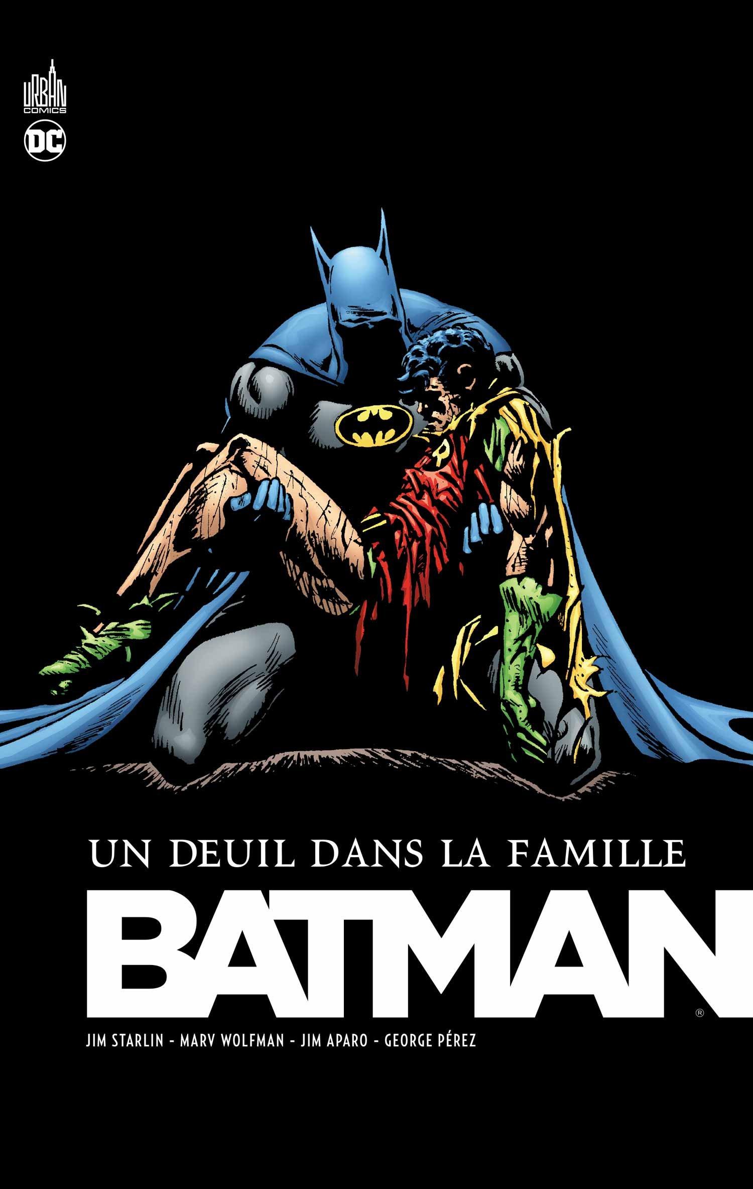 mort robin batman
