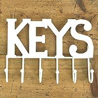 Shabby chic Key hooks holder hanger