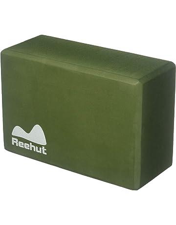 REEHUT Yoga Block (1 PC or 2 PC) - High Density EVA Foam Block 78a3ae1fbf