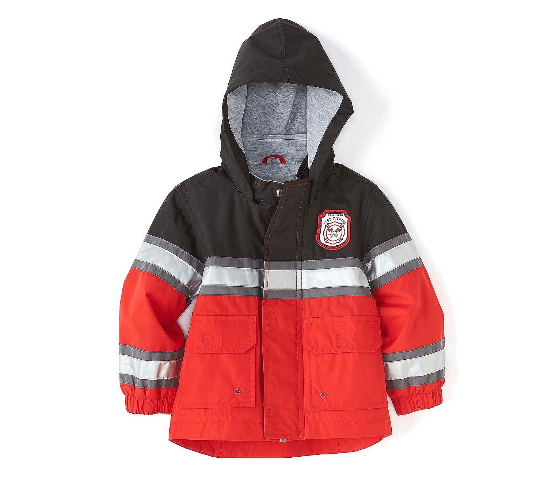Carter's Boys' Fireman Two-Tone Rain Slicker