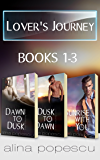 Lover's Journey Books 1-3: A Gay Contemporary Romance Series