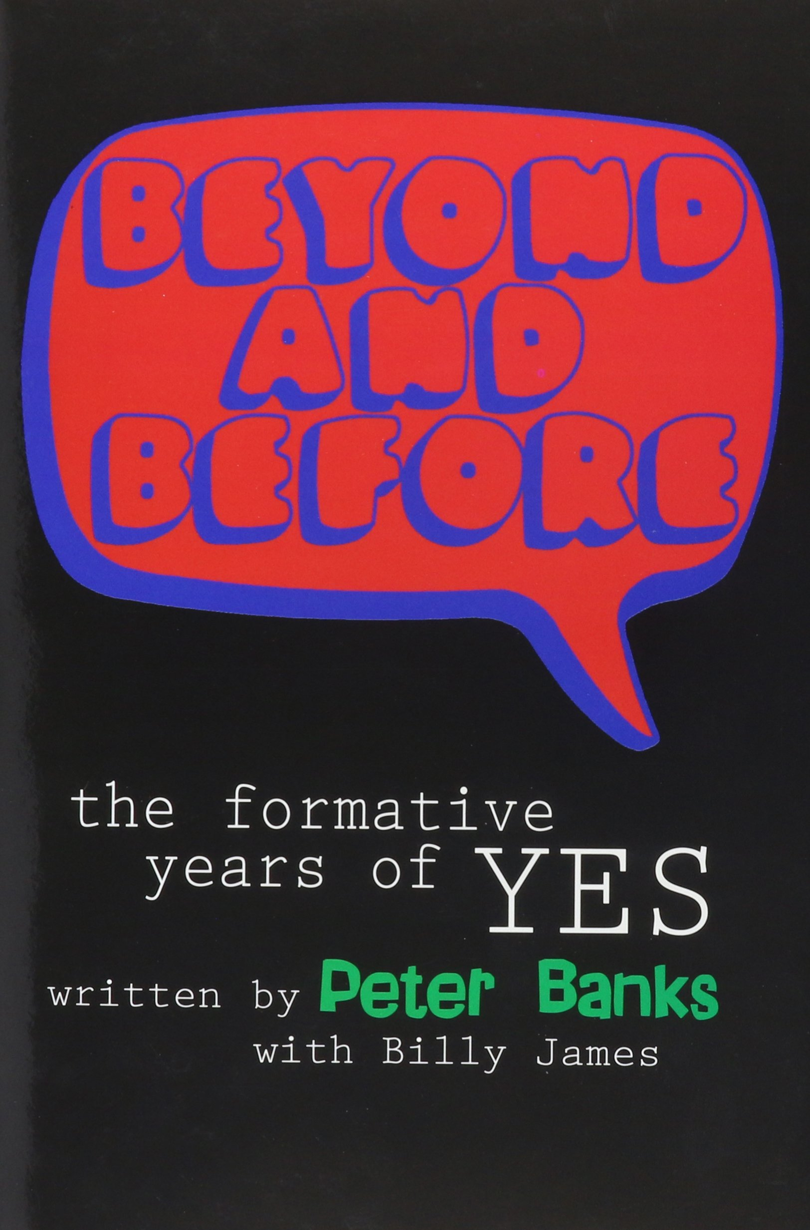 Download Beyond and Before: The Formative Years of Yes pdf