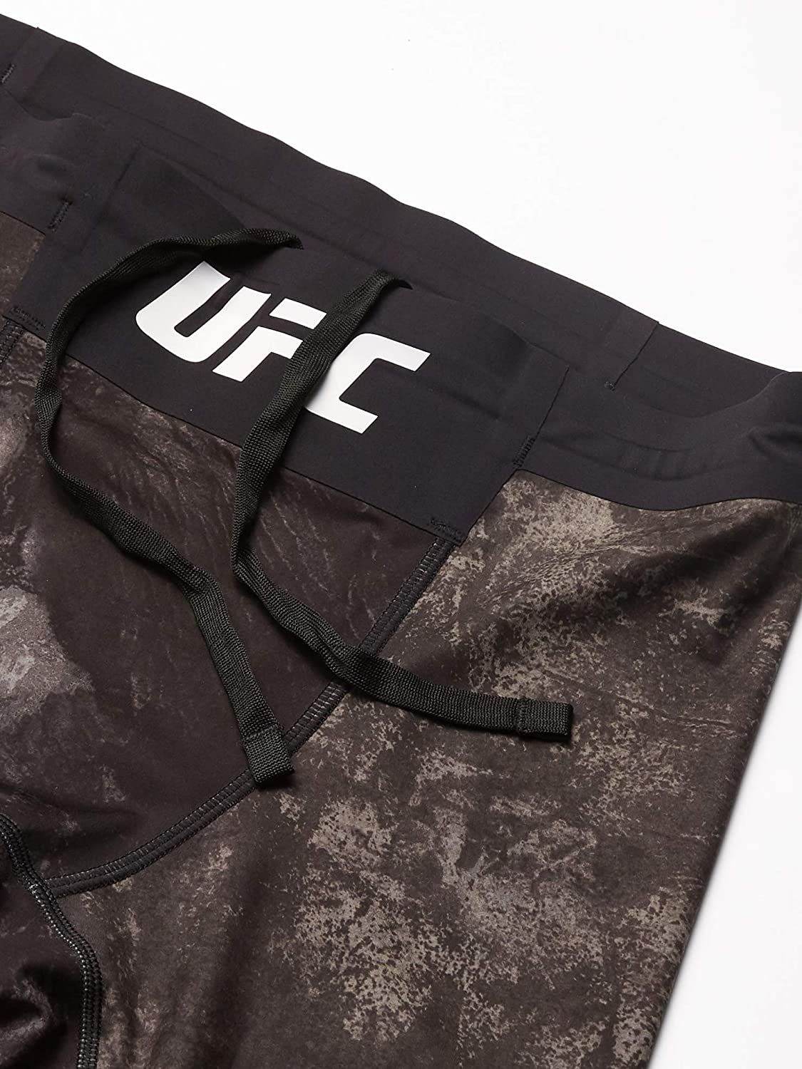 Medium Black Reebok UFC Fight Night Authentic Vale Tudo Short