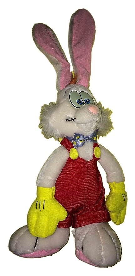 Amazoncom Who Framed Roger Rabbit 18 Plush Toys Games
