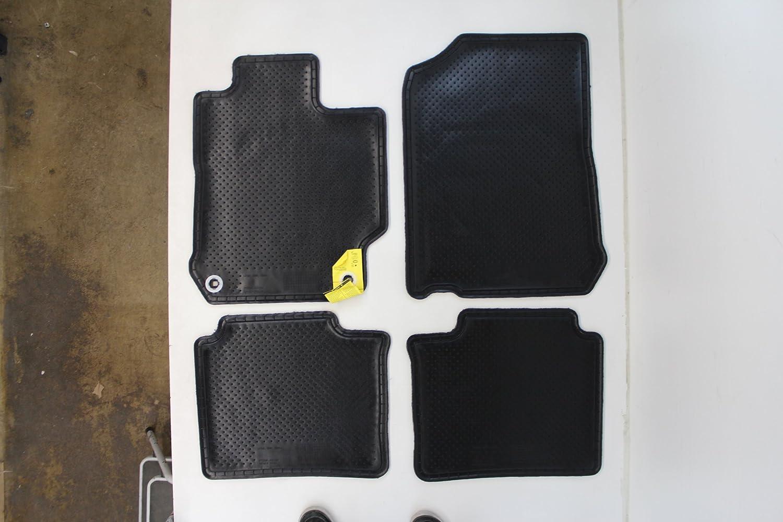 Genuine Toyota Accessories PT208-03120-13 Custom Fit Carpet Floor Mat - Set of 4 Ash