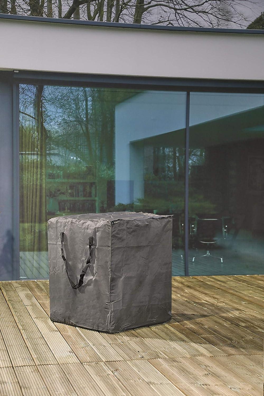 frostbest/ändige und wasserdichte Schutzh/ülle Premium 5072 Mandalika Garden Atmungsaktive 75 x 75 x 90 cm, Loungekissen oder Kissen f/ür Auflagen