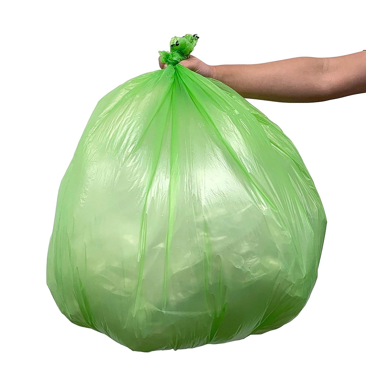 Reli. Bolsas de basura biodegradables de 33 galones (100 unidades ...