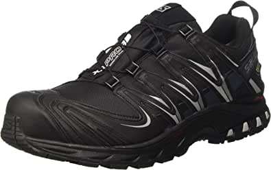 Salomon XA Pro 3D GTX W, Zapatillas de Trail Running para Mujer, Negro (Black/Asphalt/Light Onix), 36 EU: Amazon.es: Zapatos y complementos