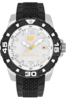 CAT WATCHES Mens PT14121232 Sport EVO Analog Display Quartz Black Watch