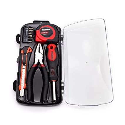 Geepas - Juego de 10 herramientas de combinación para uso general ...