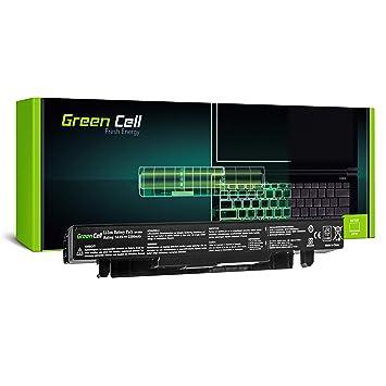 Green Cell® Standard Serie A41-X550A Batería para Asus R510 R510C R510CA R510CC R510E